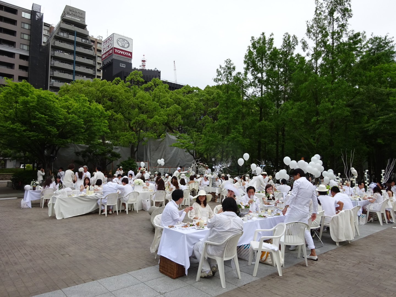 神戸ホワイトディナー – きたけんブログ